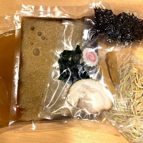 【生麺】こってり岩のりラーメン