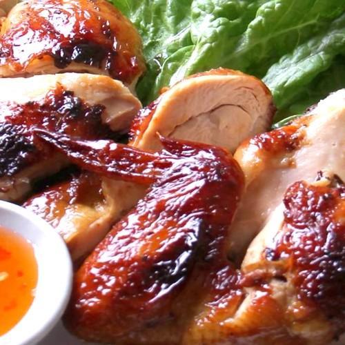 ガイヤーン(鶏炙り焼き)